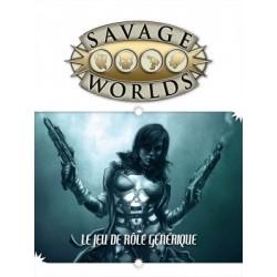 Savage Worlds - JDR Générique