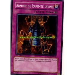 Armure de Rapidité Divine (C)