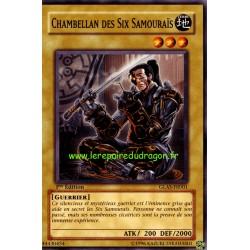 Chambellan des six Samouraîs (C)