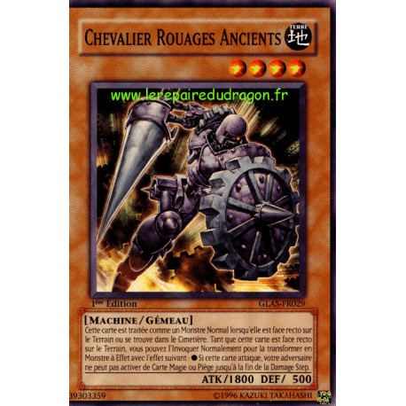 Chevalier Rouages Ancients (C)