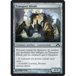 Artefact - Transport blindé (C) [GTC]
