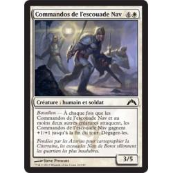 Blanche - Commandos de l'escouade Nav (C) [GTC]