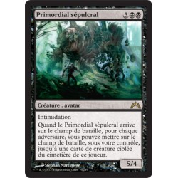 Noire - Primordial sépulcral (R) [GTC]