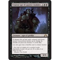 Noire - Seigneur Ogre de Quartier Insalubre (R) [G