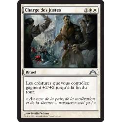 Blanche - Charge des justes (U) [GTC] FOIL