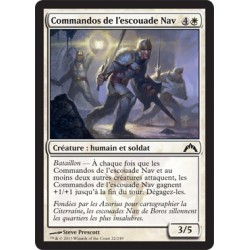 Blanche - Commandos de l'escouade Nav (C) [GTC] FO