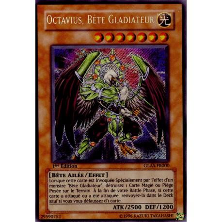 Octavius, Bête Gladiateur (STR)