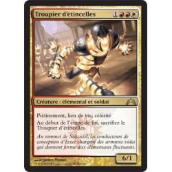 Or - Troupier d'étincelles (R) [GTC] FOIL