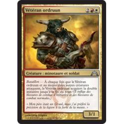 Or - Vétéran ordruun (U) [GTC] FOIL