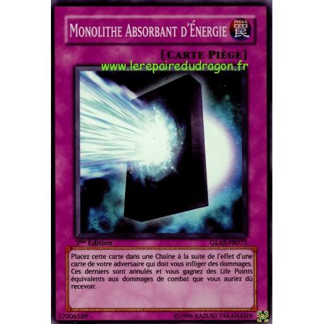 Monolithe Ansorbant d'Energie (ULT)