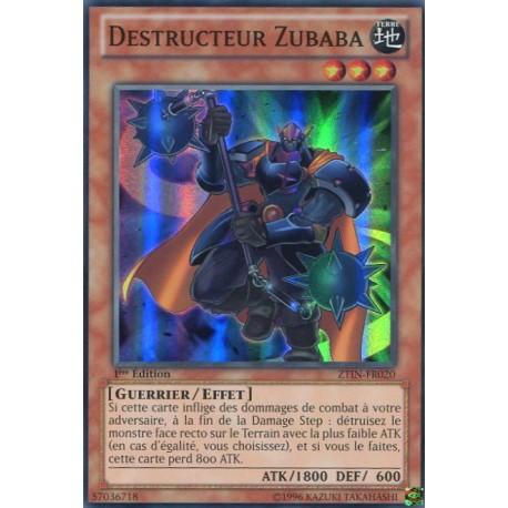 Destructeur Zubaba (SR) [ZTIN]