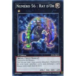 Numéro 56 : Rat d'Or (SR) [ZTIN]