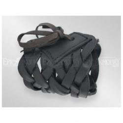 Bracelet Tréssé Noir
