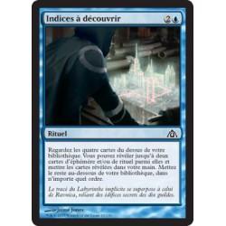 Bleue - Indices à découvrir (C) [DGM]