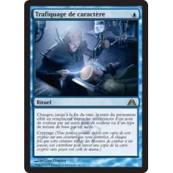 Bleue - Trafiquage de caractère (R) [DGM]