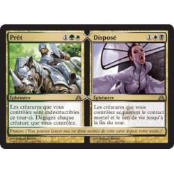 Double - Prêt / Disposé (R) [DGM]