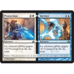 Double - Protection / Service (U) [DGM]