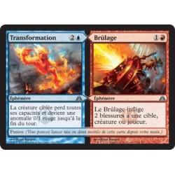 Double - Transformation / Brûlage (U) [DGM]