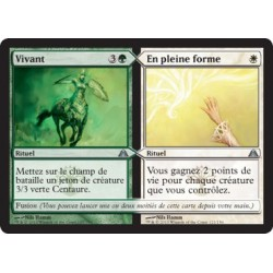 Double - Vivant / En pleine forme (U) [DGM]