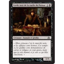 Noire - Garde noir de la ruelle du Poison (C) [DGM