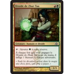 Or - Druide de Zhur-Taa (C) FOIL [DGM]