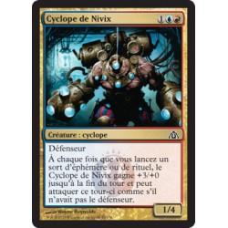 Or - Cyclope de Nivix (C) FOIL [DGM]