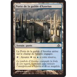 Terrain - Porte de la guilde d'Azorius (C) FOIL [D