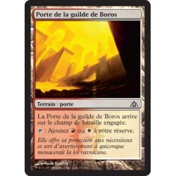 Terrain - Porte de la guilde de Boros (C) FOIL [DG