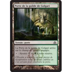 Terrain - Porte de la guilde de Golgari (C) FOIL [