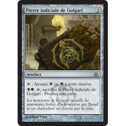 Artefact - Pierre indiciale de Golgari (C) FOIL [D