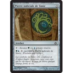 Artefact - Pierre indiciale de Simic (C) FOIL [DGM