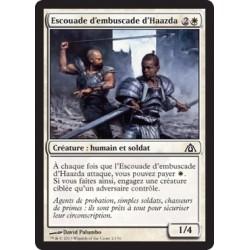 Blanche - Escouade d'embuscade d'Haazda  (C) FOIL