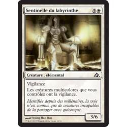 Blanche - Sentinelle du labyrinthe (C) FOIL [DGM]