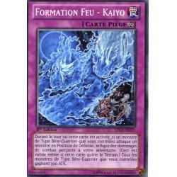 Formation Feu - Kaiyo (C) [LTGY]