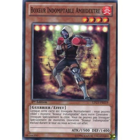 Boxeur Indomptable Ambidextre (C) [LTGY]