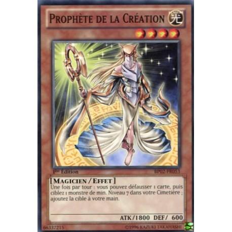 Prophète de La Création (C) [BP02]