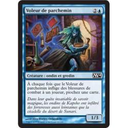 Bleue - Voleur de parchemin (C) [M14]