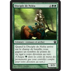 Verte - Disciple de Nyléa (C) [THS]