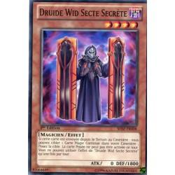 Druide Wid Secte Secrète (C) [SHSP]