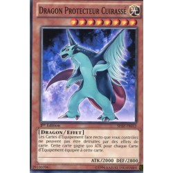 Dragon Protecteur Cuirassé (C) [SHSP]