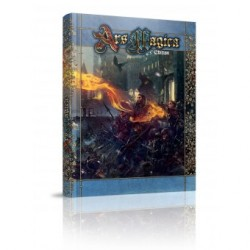 Ars Magica - Livre de Base