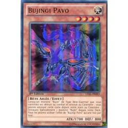 Bujingi Pavo (SR) [LVAL]