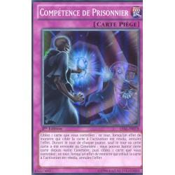 Compétence de Prisonnier (SR) [LVAL]
