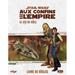 - Star Wars - Aux Confins de l'Empire - Livre de règles