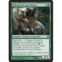Verte - Pillards du clan Phérès (U) [BNG]