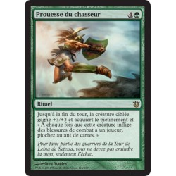 Verte - Prouesse du chasseur (R) [BNG]
