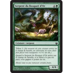 Verte - Serpent du Bosquet d'Or (C) [BNG]
