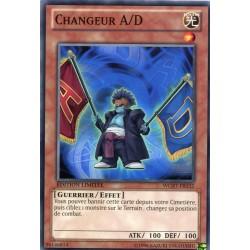 Changeur A/d (C) [WGRT]