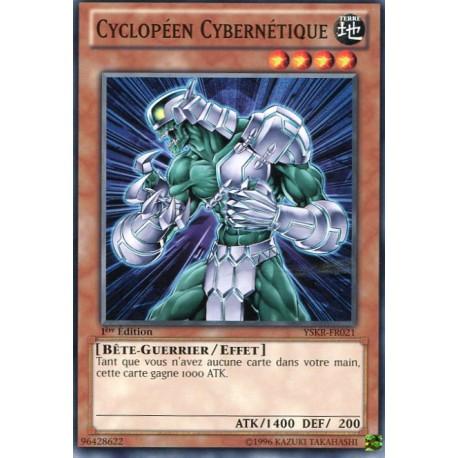 Cyclopéen Cybernétique (C) [YSKR]