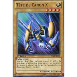 Tête de Canon X (C) [YSKR]